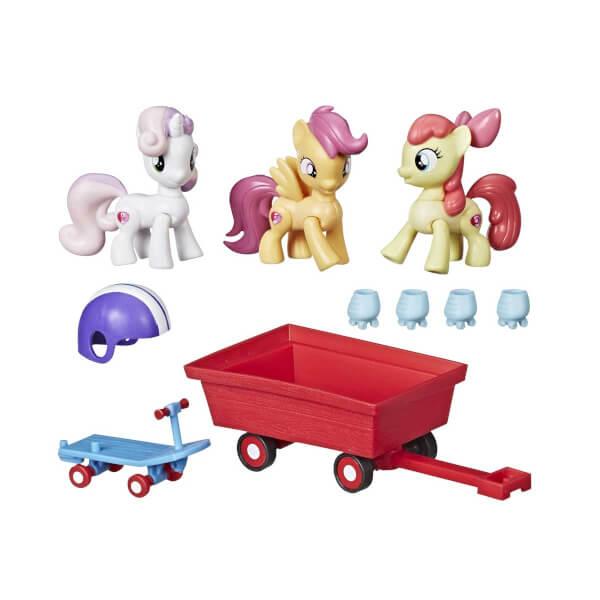 My Little Pony Sevimli İşaret Koruyucuları Seti