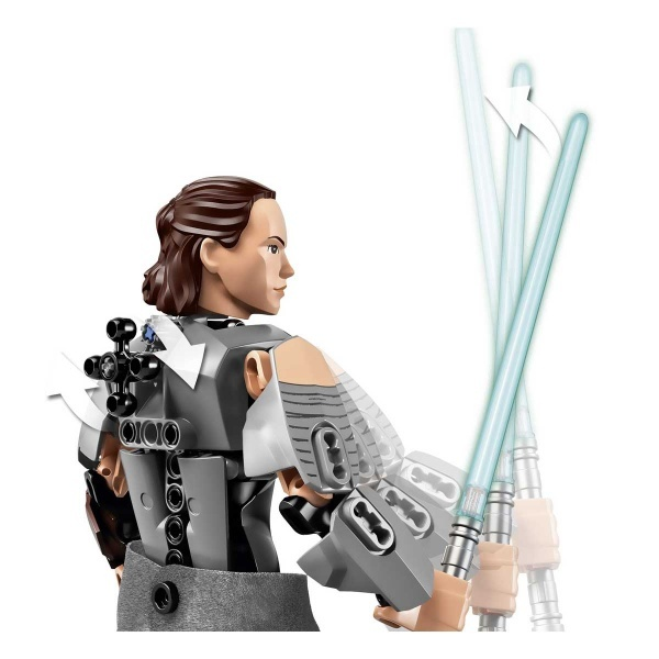 LEGO Star Wars Rey 75528