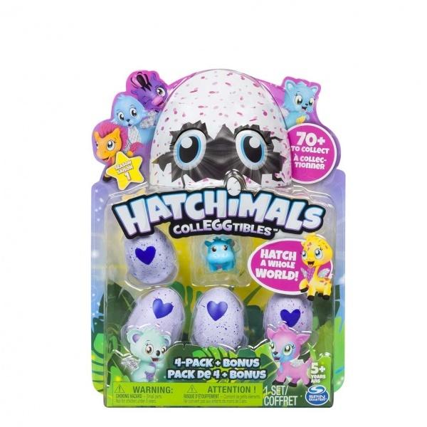 Hatchimals Colleggtibles 4'lü Paket
