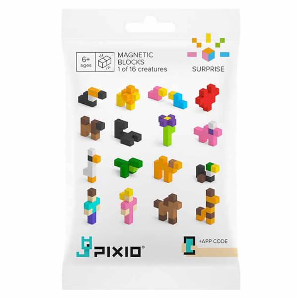 Pixio Surprise İnteraktif Manyetik Blok