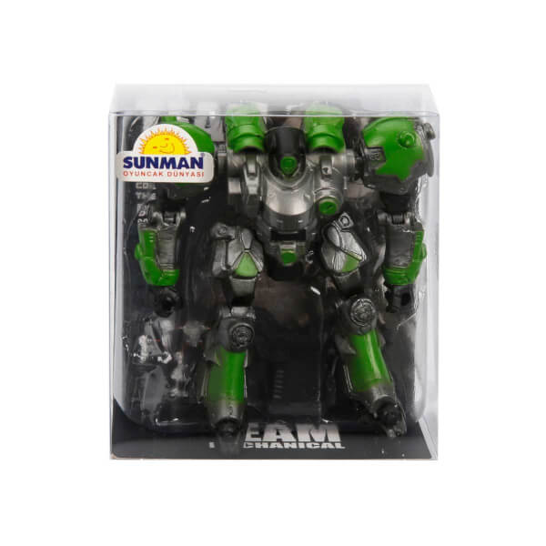 Mini Robot Figür 9 cm.