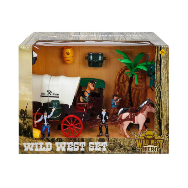 Kovboy Oyun Set