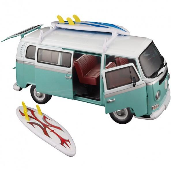 Sörfçü Karavanı 30 cm.