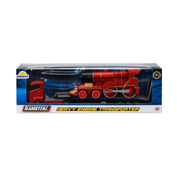 Teamsterz Transporter Tren Araçlar