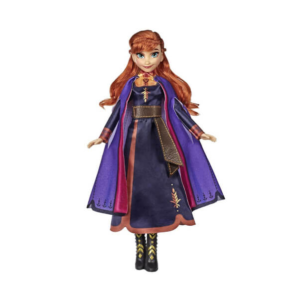 Disney Frozen 2 Şarkı Söyleyen Anna E6853