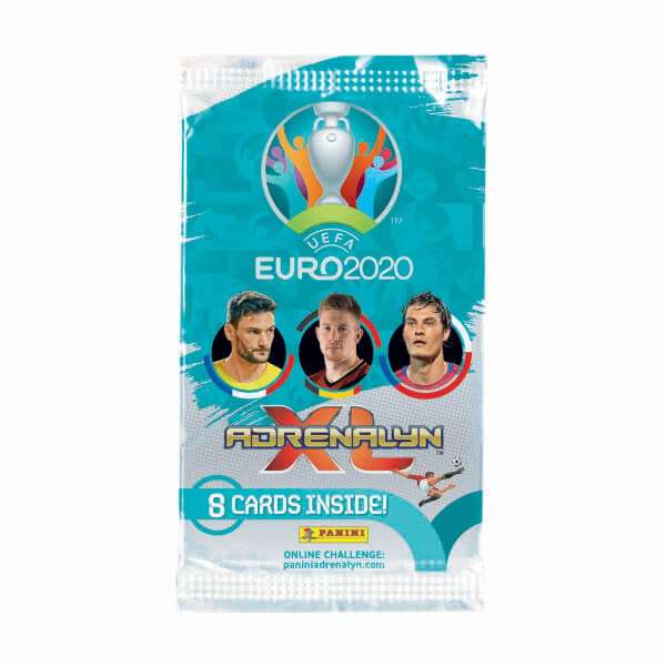 UEFA Euro 2020 Adrenalyn Trading Card