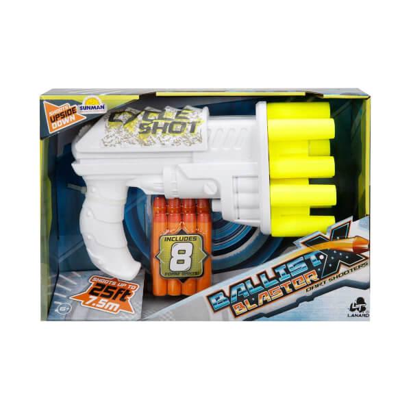 Ballist Blaster 8 Dartlı Silah