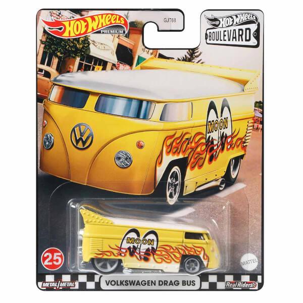 Hot Wheels Boulevard Premium Araçlar GJT68