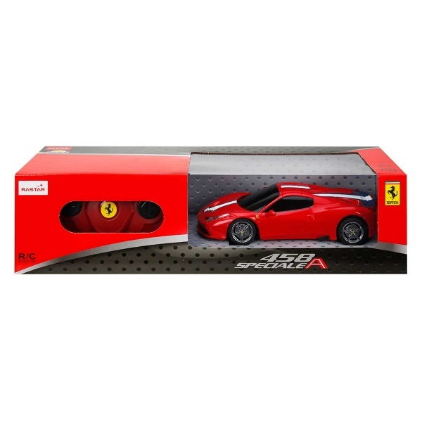 1:24 Ferrari 458 Speciale A Uzaktan Kumandalı Araba