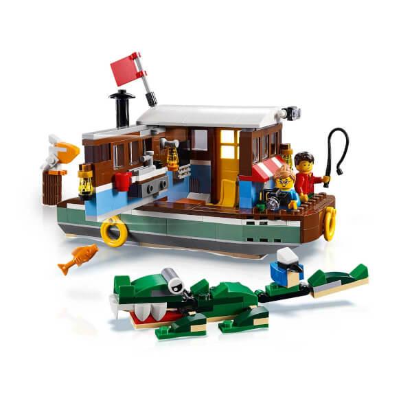 LEGO Creator Nehir Tekne Evi 31093