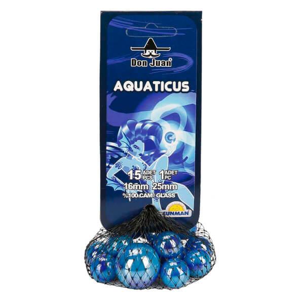 Aquaticus Mavi  Misket
