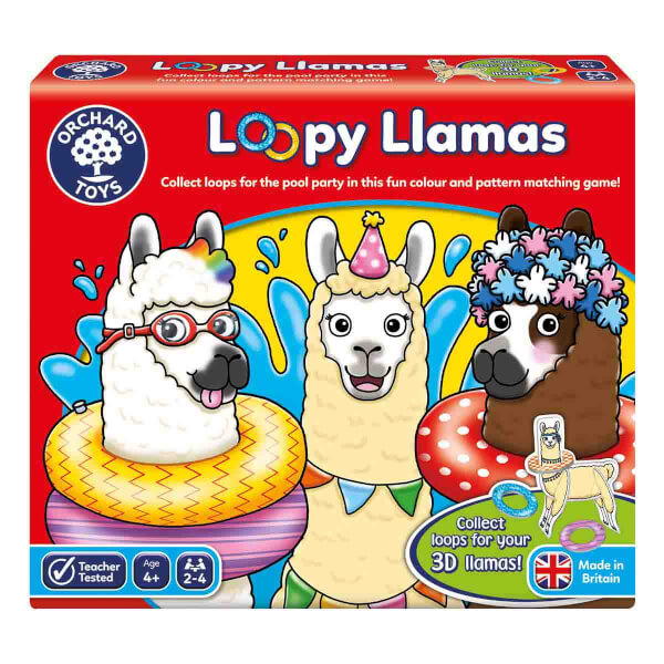 Loopy Llamas