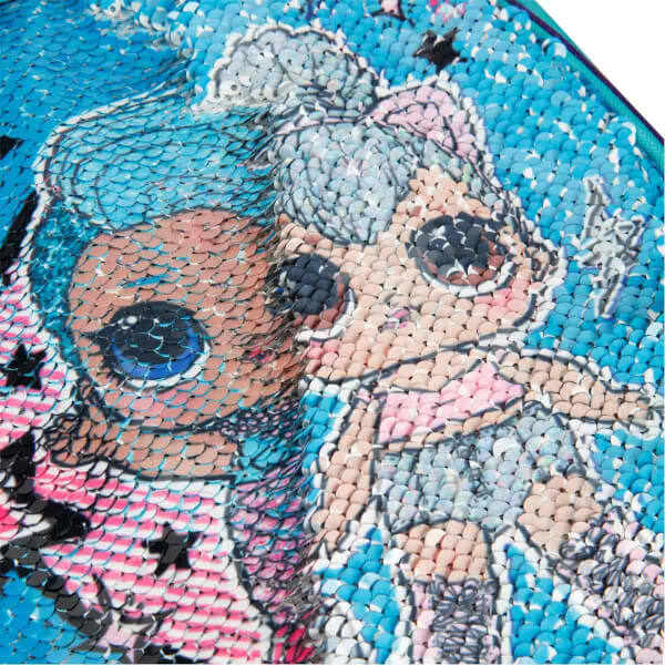 L.O.L Anaokul Çantası Mavi 9736