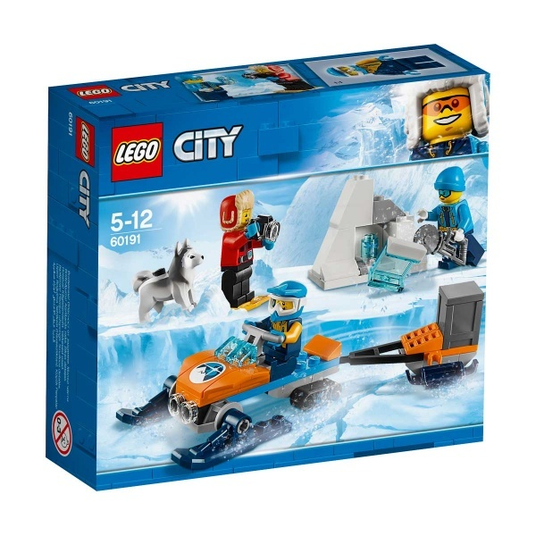 LEGO City Arctic Expedition Kutup Keşif Ekibi 60191