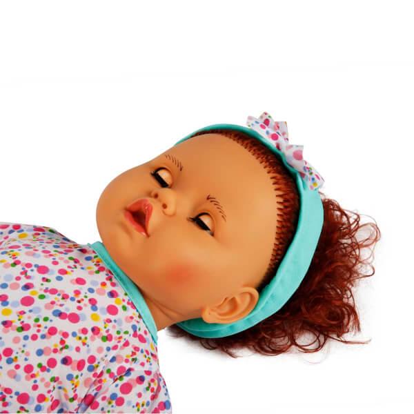 Lila Türkçe Konuşan Bebeğim 60 cm. 60011