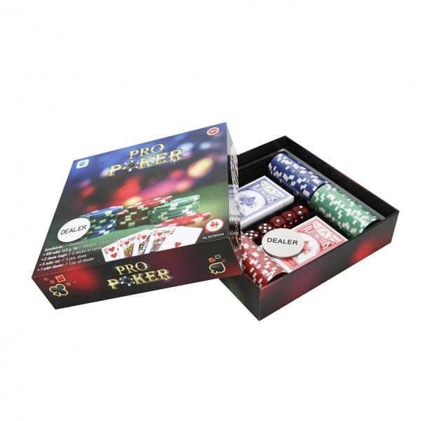 Poker Seti 100'lük