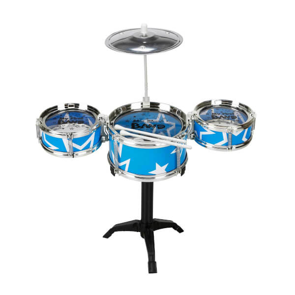 Jazz Drum Mini Bateri Seti