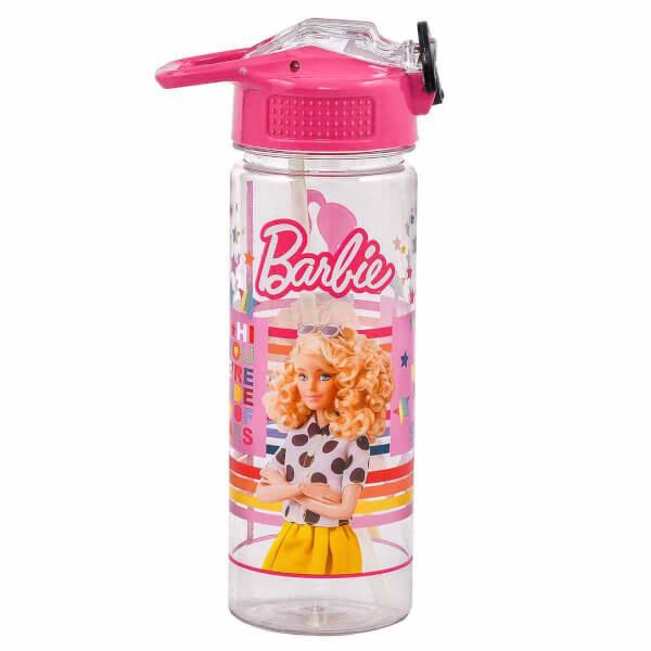 Barbie Şeffaf Matara 600 ml. 44114