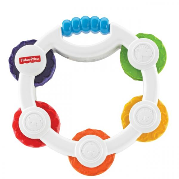 Fisher Price Renkli Tef