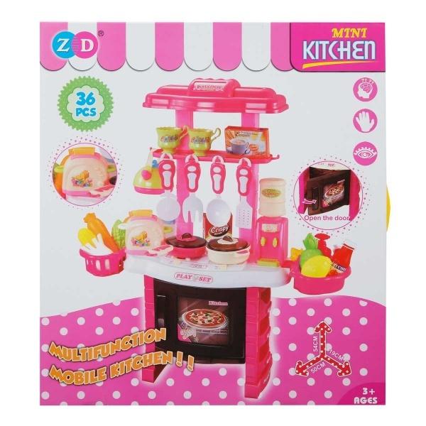 Mutfak Seti 36 Parça