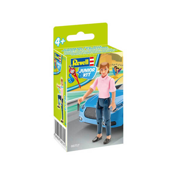 Revell Junior Kit Kadın Figür 00757