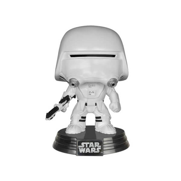 Funko Pop Star Wars: First Order Snowtrooper Figür