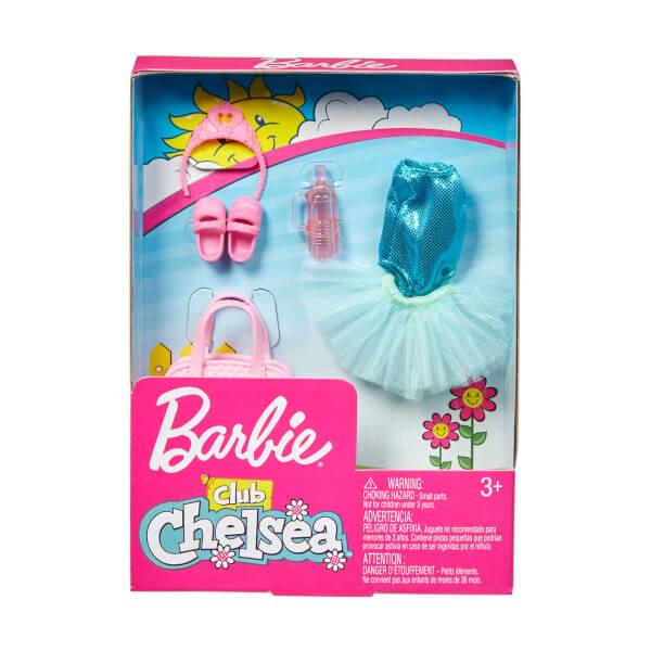 Barbie Chelsea' nin Sevimli Aksesuarları FXN69