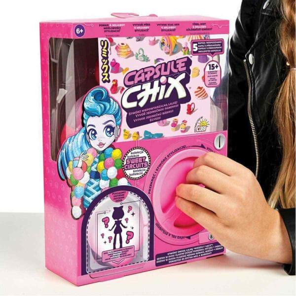 Capsule Chix Sweet Circuits Seri 1