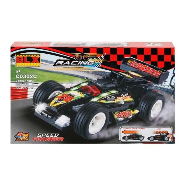 Yapım Seti : Yarış Arabası