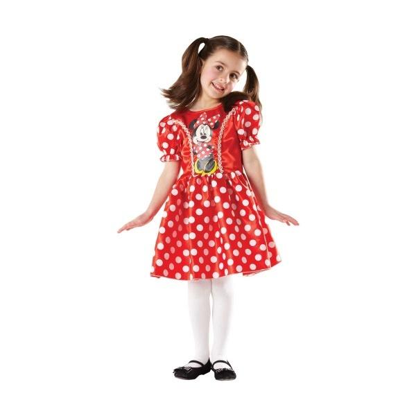 Minnie Kırmızı Kostüm M Beden