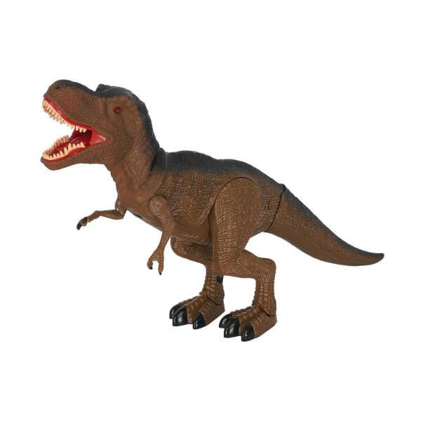 Tyrannosaurus T-Rex Sesli Ve Işıklı Dinozor