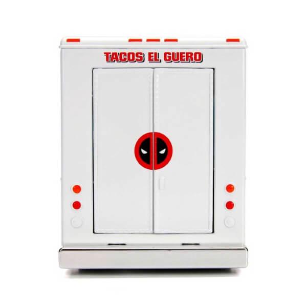 1:24 Deadpool Taco Truck ve Figür