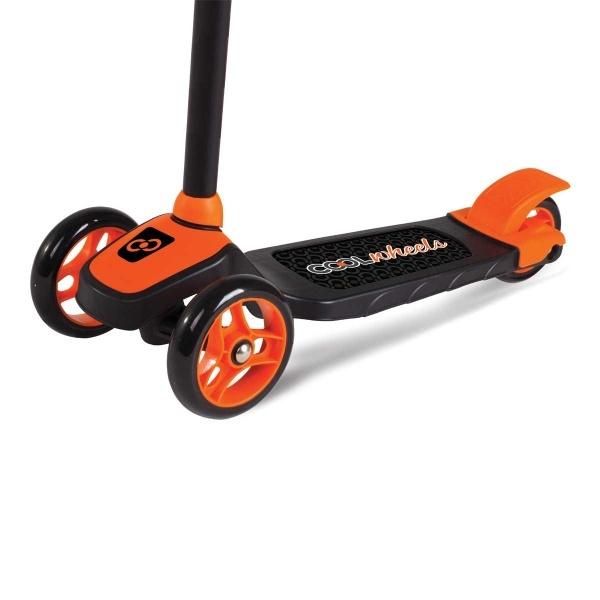 Cool Wheels 3 Tekerlekli Twist Turuncu Scooter