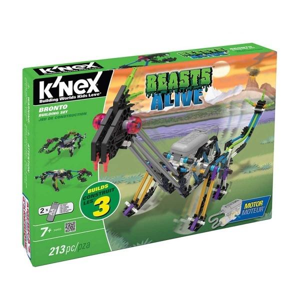 Knex Bronto Motorlu Yapım Seti 34483