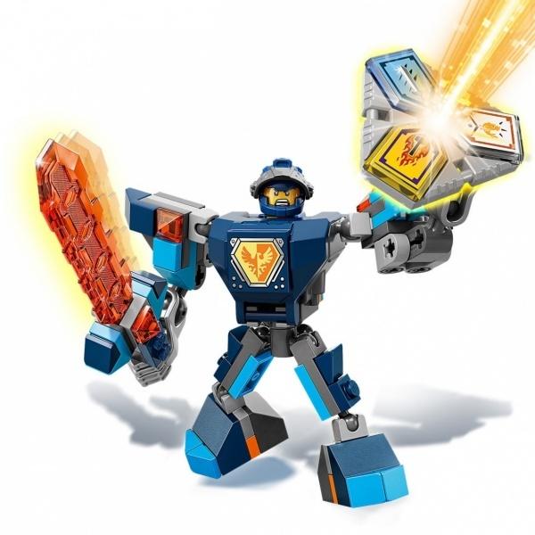 LEGO Nexo Knights Clay'in Savaş Zırhı 70362