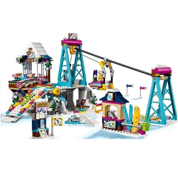 LEGO Friends Kayak Tesisi Teleferiği 41324