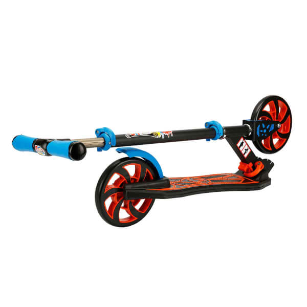 Dipsy 2 Tekerlekli Katlanabilir Turuncu Scooter