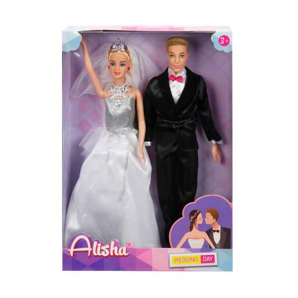 Alisha Evleniyor