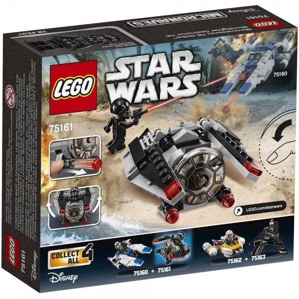LEGO Star Wars TIE Striker Mikrosavaşçı 75161