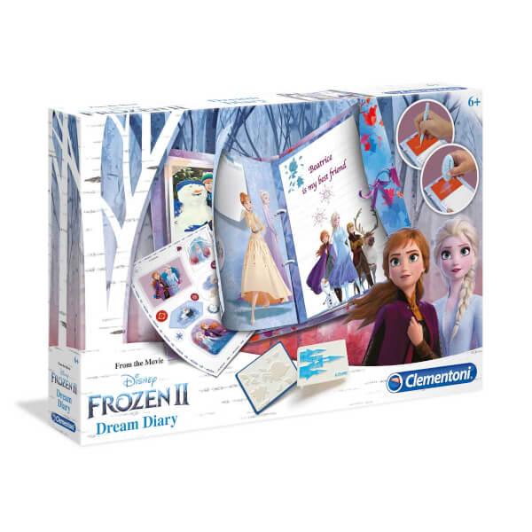 Clementoni Frozen 2 Sihirli Günlük