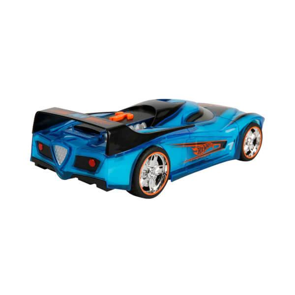 Hot Wheels Sesli ve Işıklı Spark Spin King Araba 24 cm.