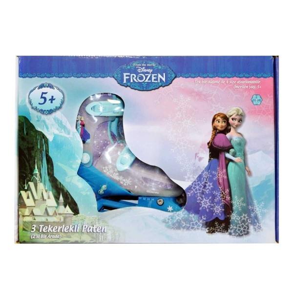 Frozen 3 Teker Paten