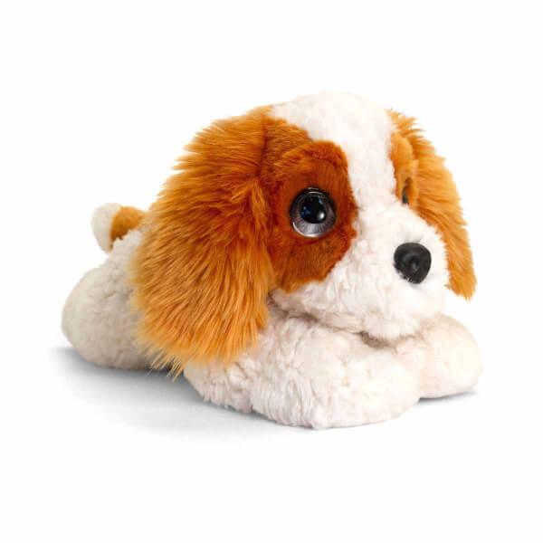 King Charles Peluş Köpek 25 cm.
