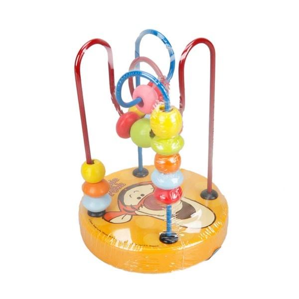 Woody Winnie The Pooh  Ahşap Boncuk Oyunu
