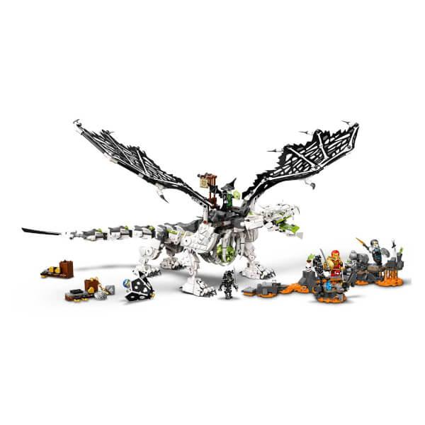 LEGO NINJAGO Kafatası Büyücüsü'nün Ejderhası 71721