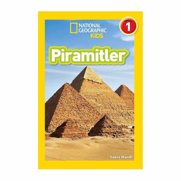 National Graphic Kids Piramitler