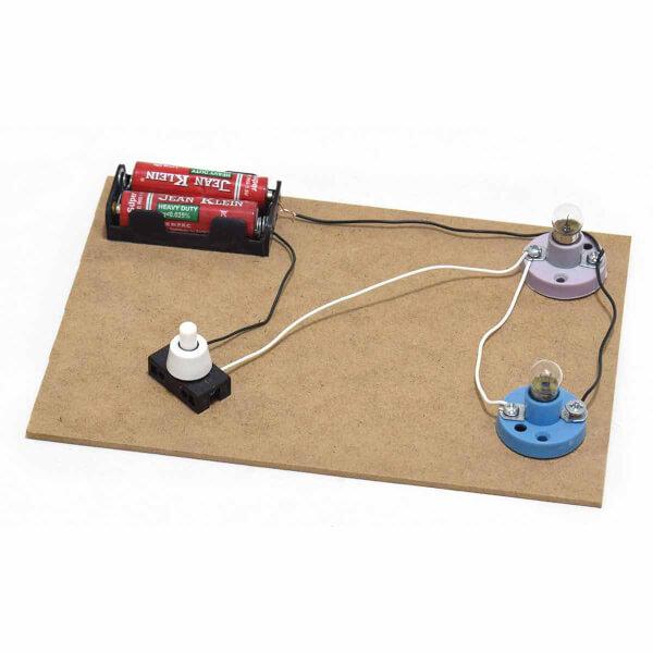 Elektrik Bağlama Deney Seti