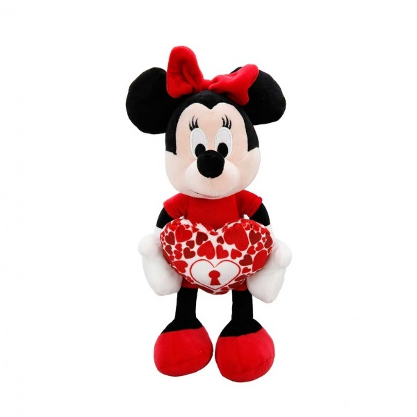 Minnie I Love You Peluş 25 cm.