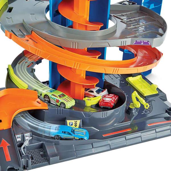 Hot Wheels Mega Garaj Oyun Seti GTT95