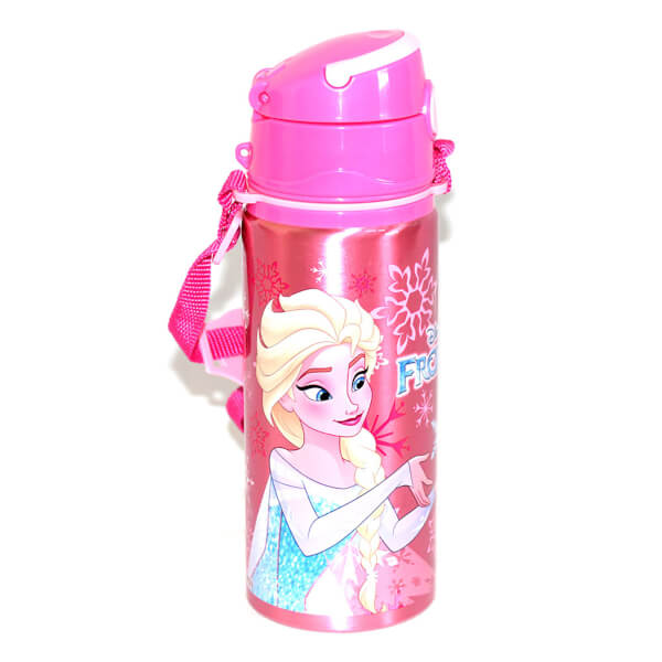 Frozen Elsa Metal Matara 500 ml. 97834